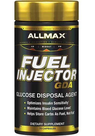 AllMax Nutrition Fuel Injector GDA - 75 Cap