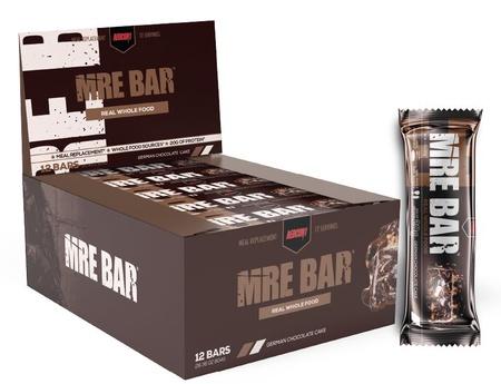 Redcon1 MRE Bars German Chocolate Cake - 12 Bars