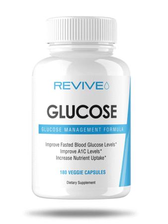 Revive Glucose - 180 Cap