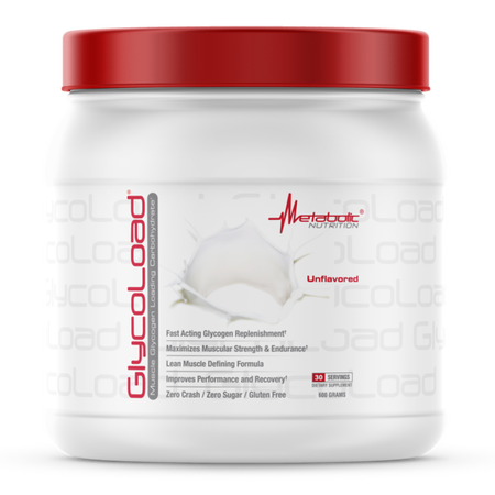 Metabolic Nutrition GlycoLoad Unflavored - 30 Servings