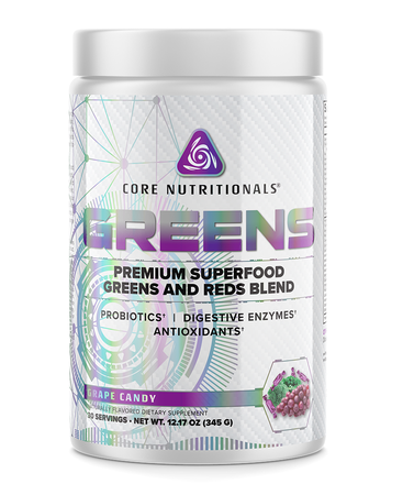 Core Nutritionals GREENS Grape Candy - 30 Servings