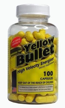 HardRock Yellow Bullet - 100 Cap