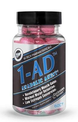 Hi Tech Pharmaceuticals 1-AD - 60 Tab