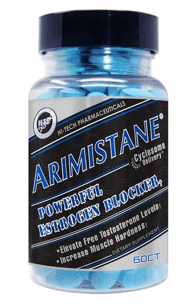 Hi Tech Pharmaceuticals Arimistane - 60 Tab