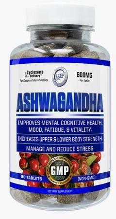 Hi Tech Pharmaceuticals Ashwagandha - 90 Tab