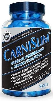 Hi Tech Pharmaceuticals CarniSlim - 120 Tab