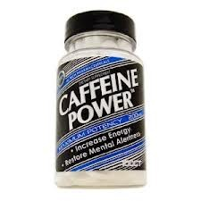 Hi Tech Pharmaceuticals Caffeine Power 200 Mg - 100 Tab