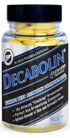 Hi Tech Pharmaceuticals Decabolin - 60 Tab