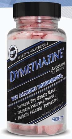 Hi Tech Pharmaceuticals Dymethazine - 90 Tablets
