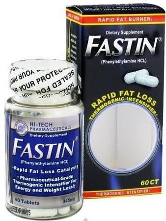 Hi Tech Pharmaceuticals Fastin - 60 Tab
