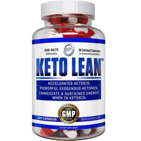 Hi Tech Pharmaceuticals Keto Lean - 120 Cap