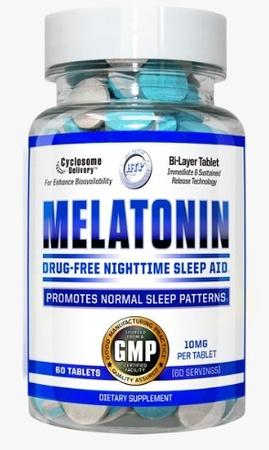 Hi Tech Pharmaceuticals Melatonin 10 Mg - 60 Tab