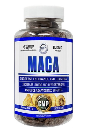 Hi Tech Pharmaceuticals MACA - 90 Tablets