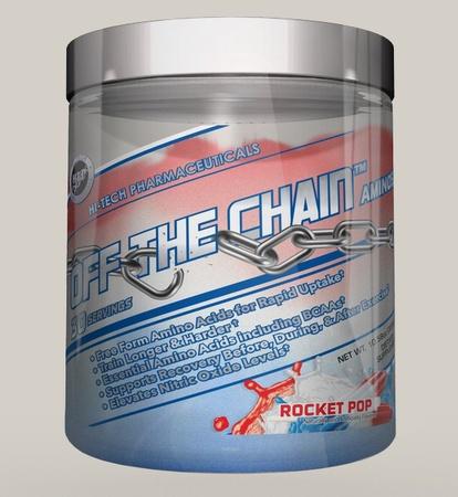 Hi Tech Pharmaceuticals Off The Chain EAA's w/Energy Rocket Pop - 30 Servings