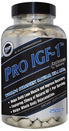 Hi Tech Pharmaceuticals PRO IGF-1 - 250 Tablets