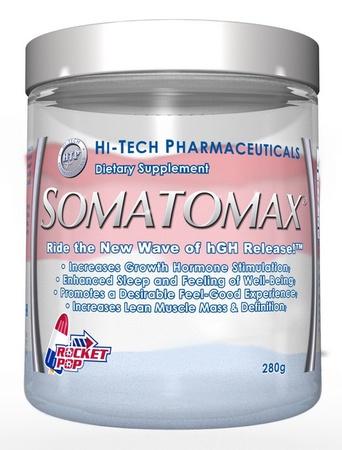 Hi Tech Pharmaceuticals Somatomax Rocket Pop - 20 Servings