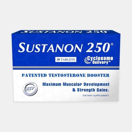 Hi Tech Pharmaceuticals Sustanon-250 - 30 Tab