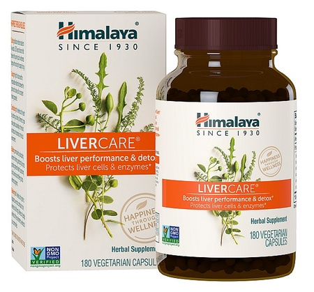 Himalaya LiverCare - 180 Cap