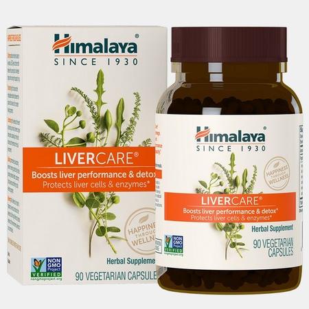 Himalaya LiverCare - 90 Cap