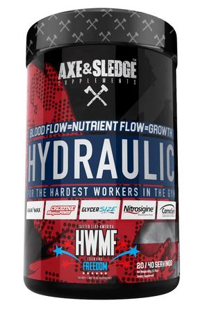 Axe & Sledge Hydraulic  HWMF - 40 Servings