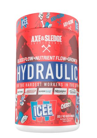 Axe & Sledge Hydraulic  ICEE Cherry - 40 Servings