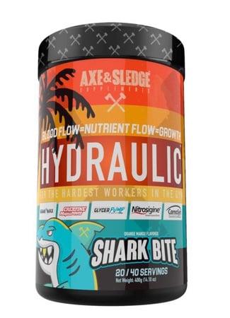 Axe & Sledge Hydraulic  Shark Bite - 40 Servings