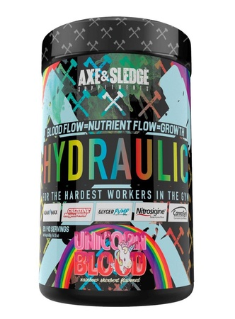 Axe & Sledge Hydraulic  Unicorn Blood - 40 Servings