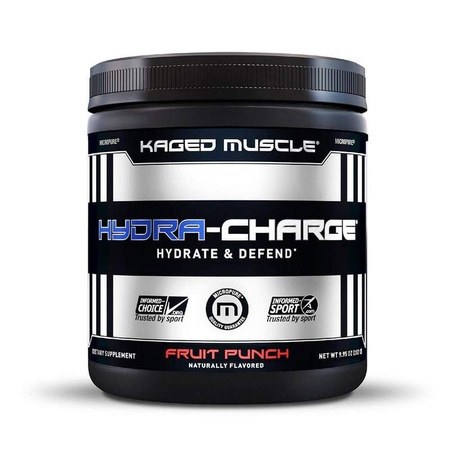 Kaged Muscle Hydra-Charge Fruit Punch - 60 Servings