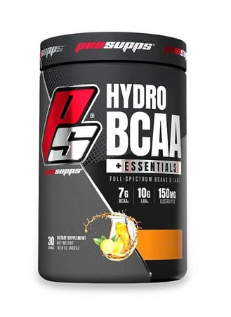 Pro Supps HydroBCAA+ Essentials Blue Raspberry - 30 Servings