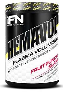 iForce Nutrition Hemavol Powder Fruit Punch - 32 Servings