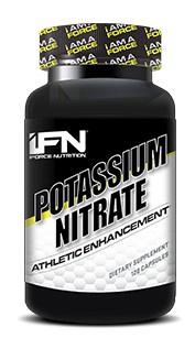 iForce Nutrition Potassium Nitrate - 120 Cap