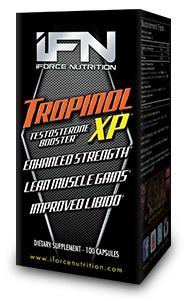iForce Nutrition Tropinol XP - 100 Cap