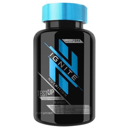 Ignite Nutrition Test Up - 210 Cap