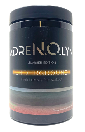 Blackmarket Labs AdreNOlyn Underground Watermelon Margarita - 25 Servings *SUMMER EDITION