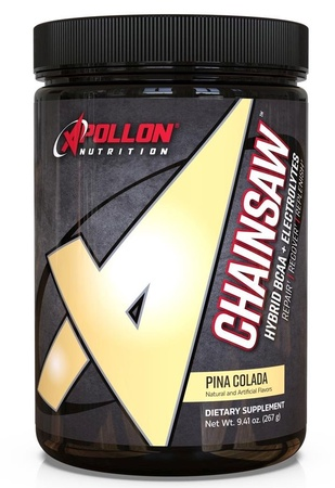 Apollon Nutrition Chainsaw Hybrid BCAA + Electrolytes V2 Pina Colada - 30 Servings