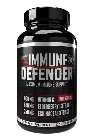 5% Nutrition Immune Defender - 120 Cap