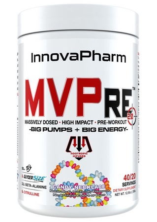 InnovaPharm MVPRE 2.0 Candy Necklace - 20/40 Servings