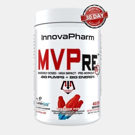 InnovaPharm MVPRE 2.0 Freedom Pop - 20/40 Servings