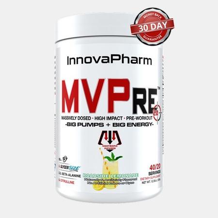 InnovaPharm MVPRE 2.0 Roadside Lemonade - 20/40 Servings