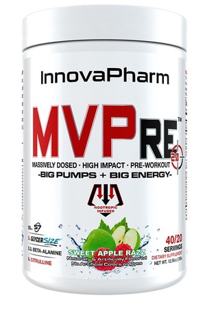 InnovaPharm MVPRE 2.0 Sweet Apple Raz - 20/40 Servings