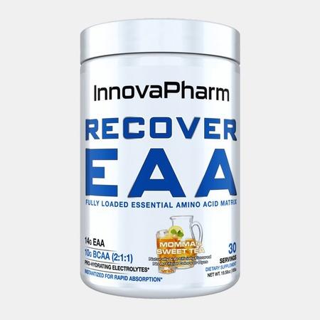 InnovaPharm Recover EAA Momma's Sweet Tea - 30 Servings