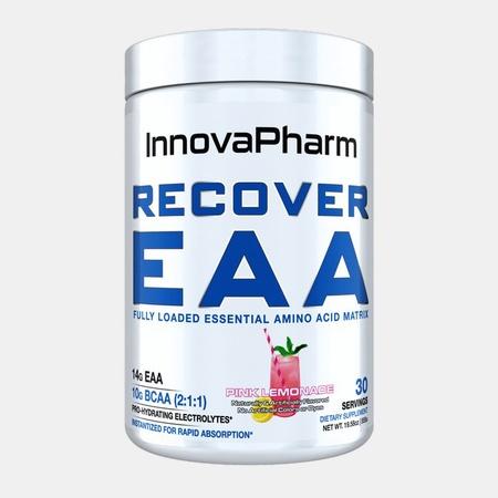 InnovaPharm Recover EAA Pink Lemonade - 30 Servings