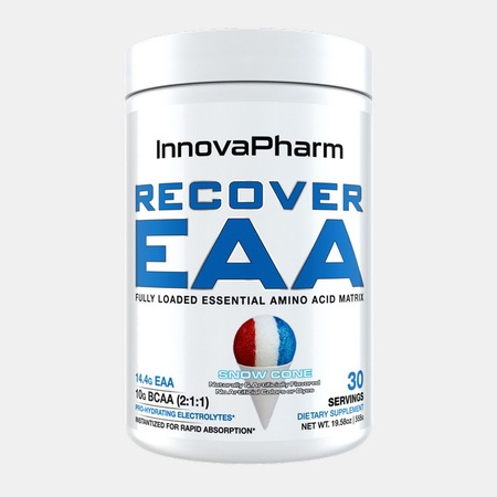 InnovaPharm Recover EAA Snow Cone - 30 Servings