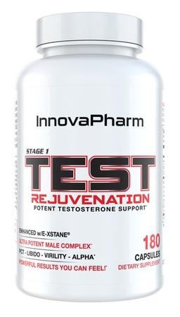 InnovaPharm Test Rejuvenation (Stage 1) - 180 Cap