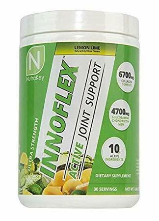 Nutrakey InnoFlex Lemon Lime - 30 Servings
