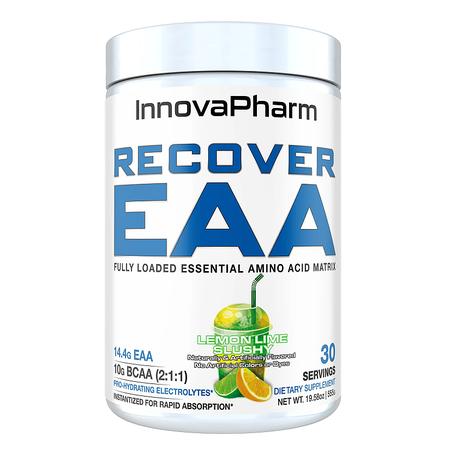 InnovaPharm Recover EAA Lemon Lime Slush - 30 Servings
