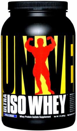 Universal Ultra Iso Whey Vanilla - 2 Lb