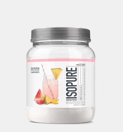 Isopure Infusions Tropical Punch - 16 Servings