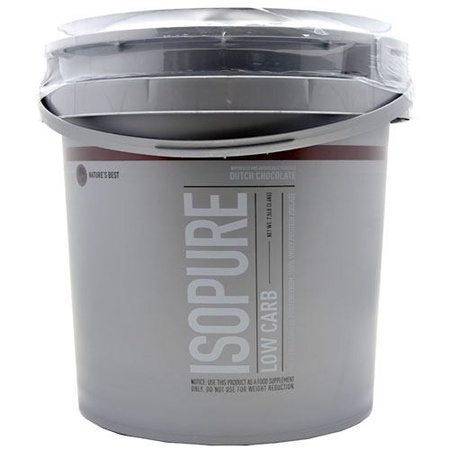 Isopure Low Carb Chocolate - 7.5 Lb
