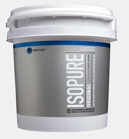 Isopure Original Vanilla - 8.8 Lb - 44 Servings
